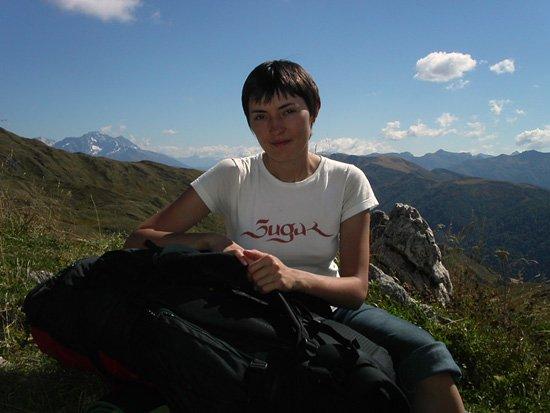 На Гузерипльском перевале