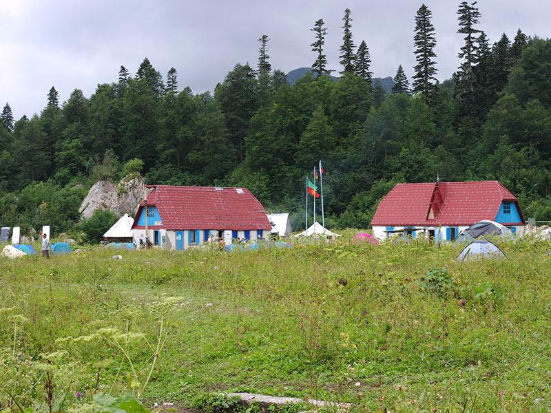 Приют Фишт